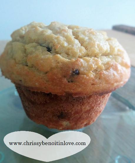 Chocolate Chip Muffin in a Mug (THM S)