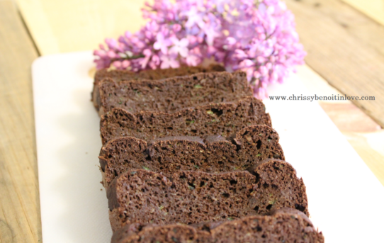 Chocolate Zucchini Bread (THM S)