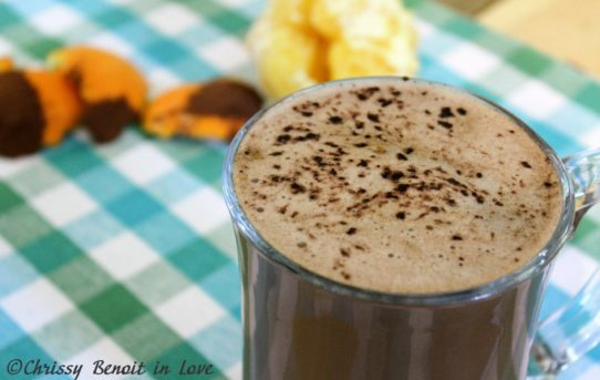 Chrissy's Chocolate Orange Bullet Proof Coffee (THM S)