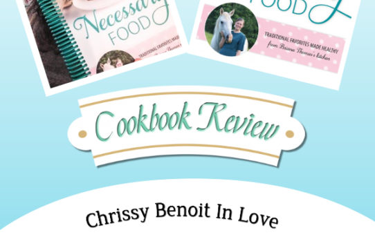Necessary Food Cookbook Review