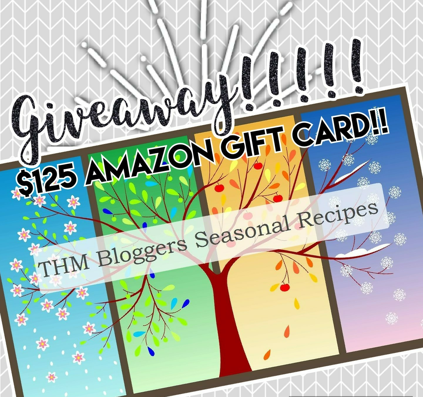 Seasonal Bloggers Giveaway